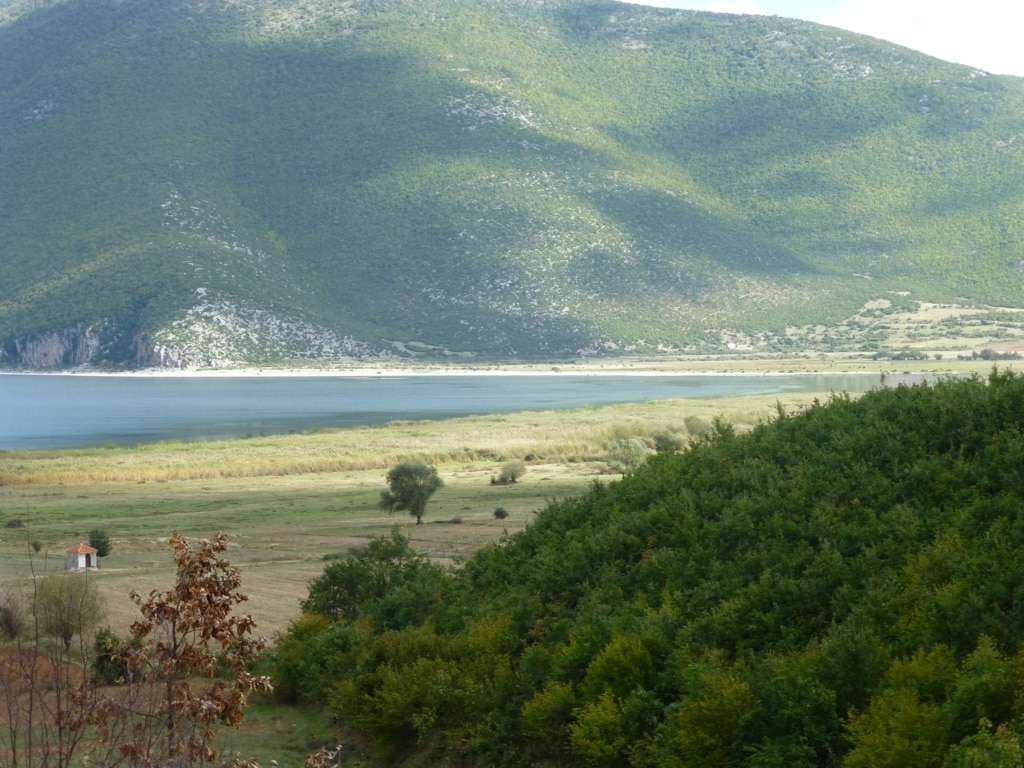 Near Gorica e Vogel - Protected area guides for Albania/Nature Experience Albania