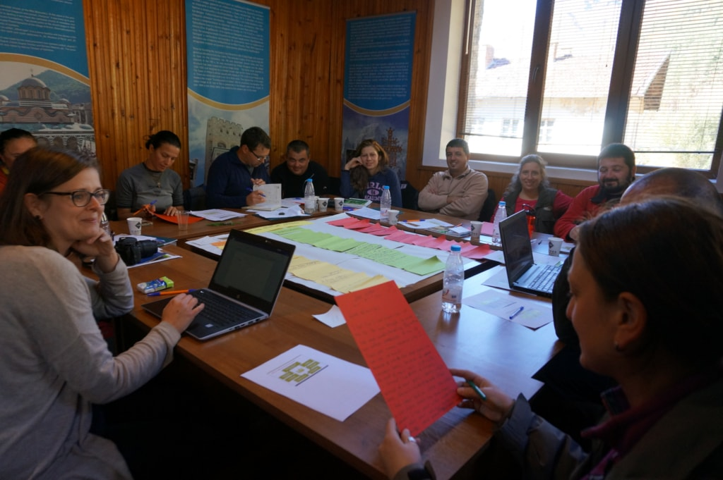 Workshop in Rila/Bulgaria 2018