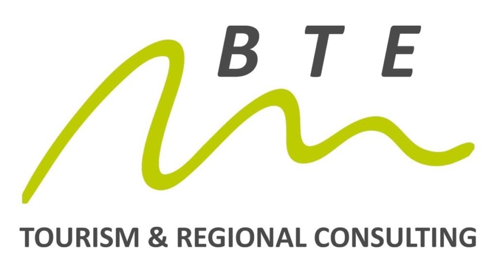 Logo BTE Tourism & Regional Consulting