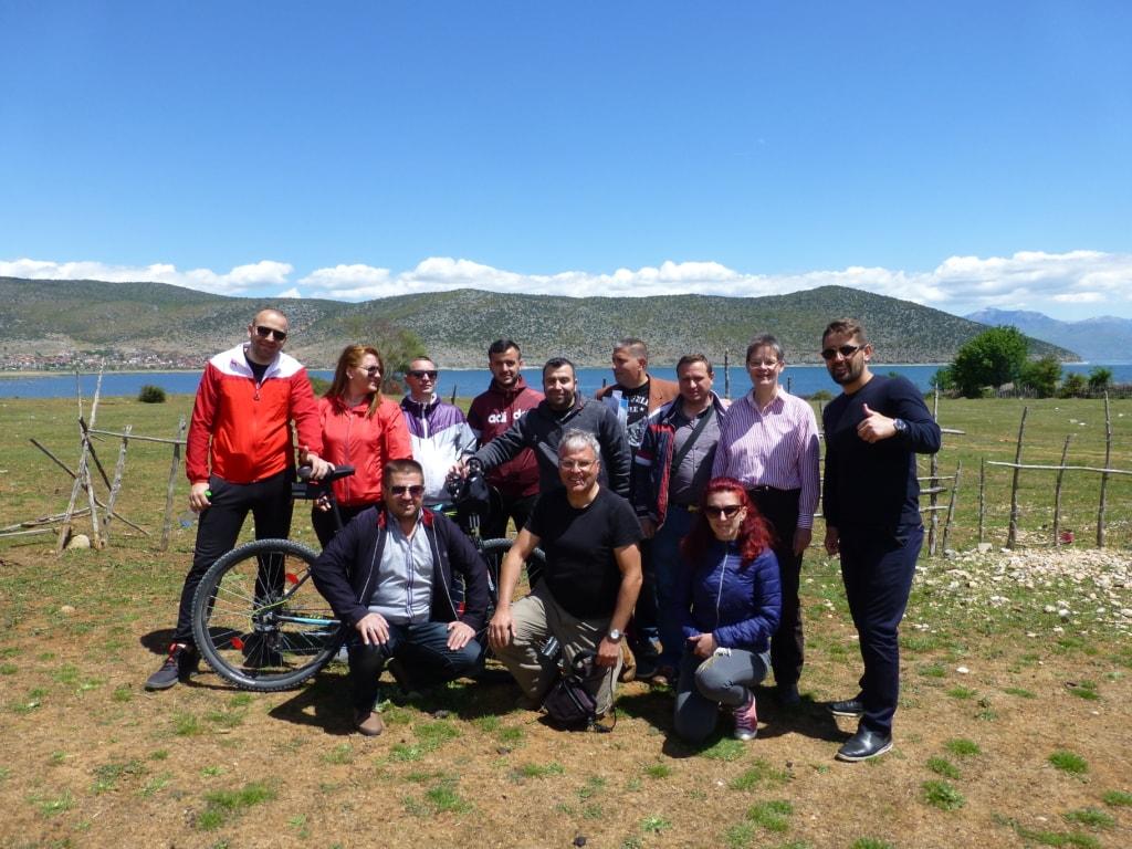 Workshopteilnehmer - Schutzgebietsguides für Albanien/Naturerlebnis Albanien