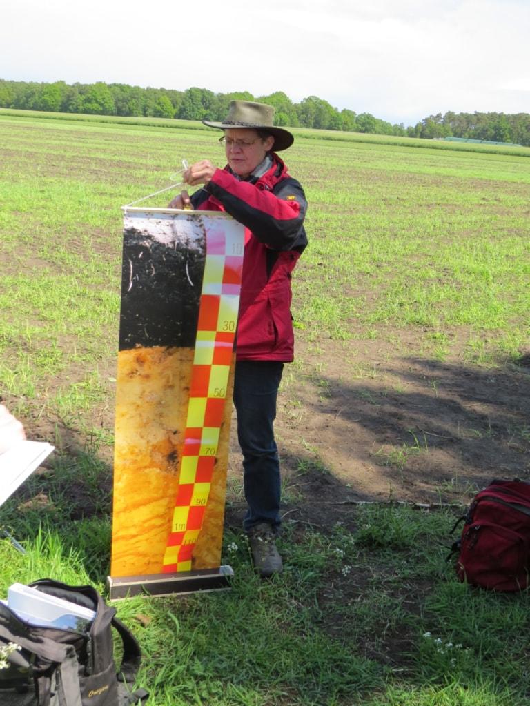 Fortbildung Bodenwahrnehmung Bodenprofil Terolog Gmbh