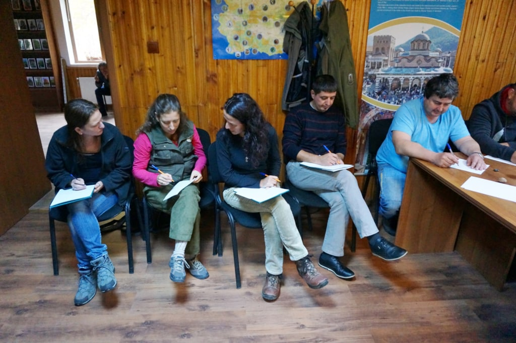 Workshop In Rila Bulgarien 2018 10