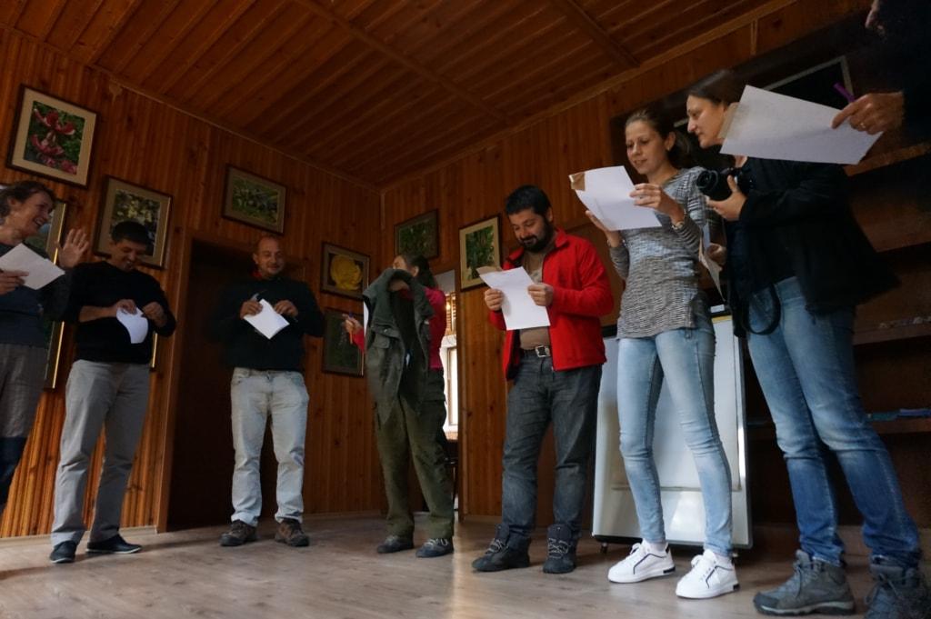 Workshop In Rila Bulgarien 2018 11