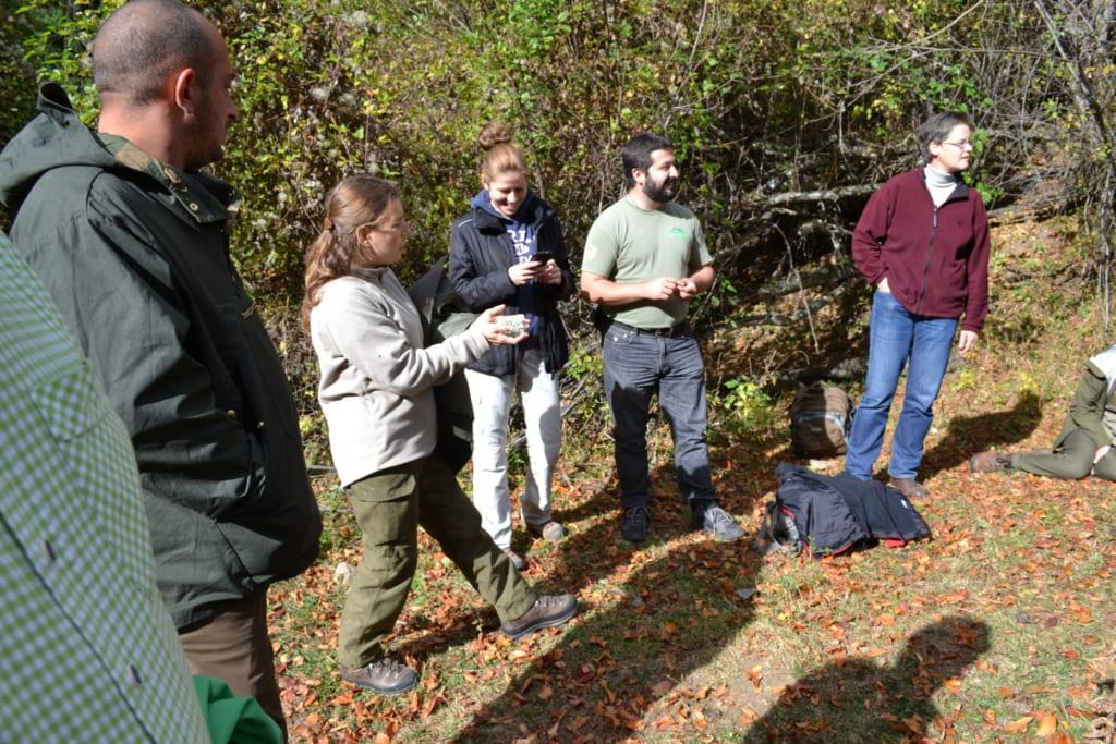 Workshop In Rila Bulgarien 2018 4