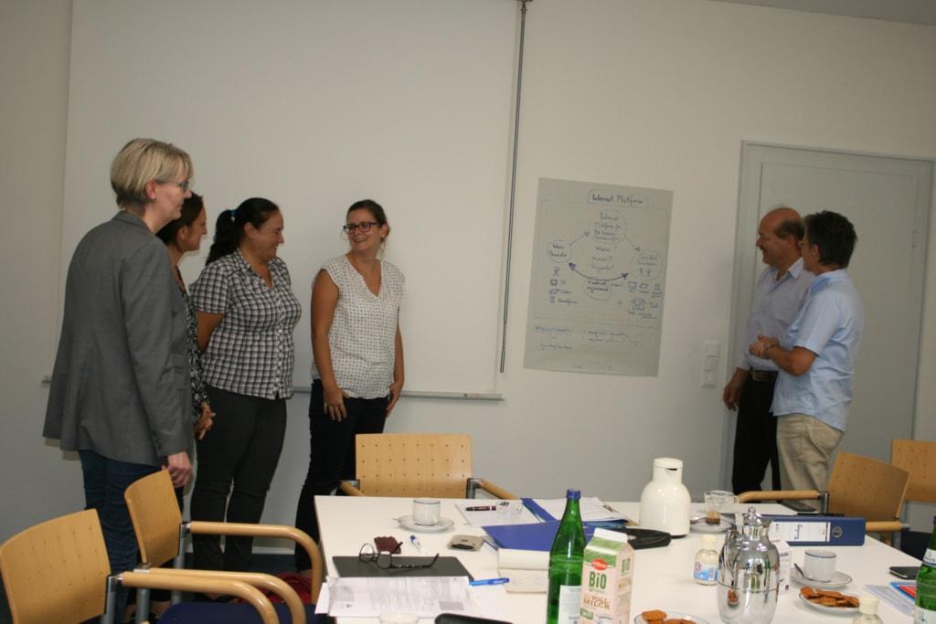 Workshop Lüneburg 2018 Foto C. Jorzik